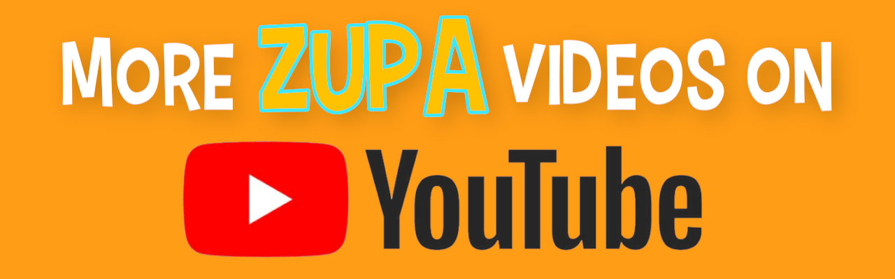 More Zupa videos on youtube